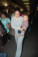 Manyata Dutt snapped at airport on 29th Dec 2011 (26).JPG