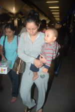 Manyata Dutt snapped at airport on 29th Dec 2011 (27).JPG