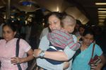 Manyata Dutt snapped at airport on 29th Dec 2011 (30).JPG