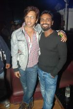 Remo D Souza, Terence Lewis at Zee_s Dance India Dance bash by Shakti Mohan in Andheri, Mumbai on 29th Dec 2011 (35).JPG