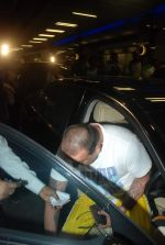Sanjay Dutt snapped at airport as they enter Big Boss on 29th Dec 2011 (17).JPG