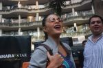 Jacqueline Fernandez practice for Sahara Star Seduction in Sahara Star on 30th Dec 2011 (1).JPG