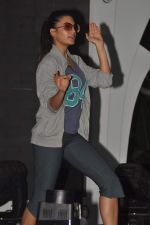Jacqueline Fernandez practice for Sahara Star Seduction in Sahara Star on 30th Dec 2011 (104).jpg