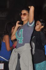 Jacqueline Fernandez practice for Sahara Star Seduction in Sahara Star on 30th Dec 2011 (108).jpg