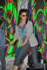 Jacqueline Fernandez practice for Sahara Star Seduction in Sahara Star on 30th Dec 2011 (98).jpg