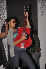 Jacqueline Fernandez practice for Sahara Star Seduction in Sahara Star on 30th Dec 2011 (99).jpg