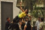 Neha Dhupia practice for Sahara Star Seduction in Sahara Star on 30th Dec 2011 (45).JPG