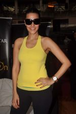Neha Dhupia practice for Sahara Star Seduction in Sahara Star on 30th Dec 2011 (72).jpg
