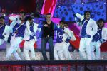 Salman Khan performs at BIG Star Entertainment Awards 2011.JPG