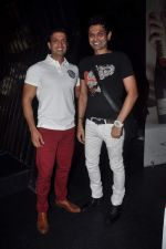 Timmy Narang at Survivor show bash in Tryst, Mumbai on 30th Dec 2011 (23).JPG