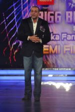 Sanjay Dutt On the sets of Bigg Boss 5 with Players star cast on 31st Dec 2011 (151).JPG