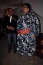 Sanjay Dutt, Yamamotoyama On the sets of Bigg Boss 5 with Players star cast on 31st Dec 2011 (192).JPG