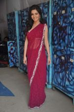 Shonali Nagrani On the sets of Bigg Boss 5 with Players star cast on 31st Dec 2011 (195).JPG