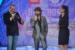 Sonam Kapoor, Neil Mukesh, Sanjay Dutt On the sets of Bigg Boss 5 with Players star cast on 31st Dec 2011 (155).JPG