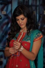 Sunny Leone On the sets of Bigg Boss 5 with Players star cast on 31st Dec 2011 (280).JPG