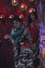 Sunny Leone, Yamamotoyama On the sets of Bigg Boss 5 with Players star cast on 31st Dec 2011 (211).JPG