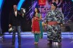 Sunny Leone, Yamamotoyama, Sanjay Dutt On the sets of Bigg Boss 5 with Players star cast on 31st Dec 2011 (213).JPG