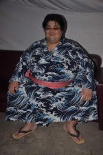 Yamamotoyama On the sets of Bigg Boss 5 with Players star cast on 31st Dec 2011 (202).JPG