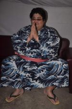 Yamamotoyama On the sets of Bigg Boss 5 with Players star cast on 31st Dec 2011 (203).JPG