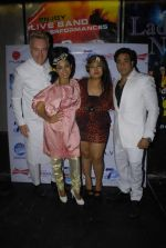 Abhishek Awasthi, Shifanjali Shekhar at Rainbow 2012 by coveted designer Aarti Vijay Gupta in Rude Lounge, Mumbai on 1st Jan 2012 (107).JPG