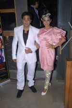 Abhishek Awasthi, Shifanjali Shekhar at Rainbow 2012 by coveted designer Aarti Vijay Gupta in Rude Lounge, Mumbai on 1st Jan 2012 (111).JPG