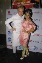 Shifanjali Shekhar at Rainbow 2012 by coveted designer Aarti Vijay Gupta in Rude Lounge, Mumbai on 1st Jan 2012 (93).JPG