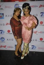 Shifanjali Shekhar at Rainbow 2012 by coveted designer Aarti Vijay Gupta in Rude Lounge, Mumbai on 1st Jan 2012 (95).JPG