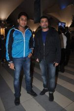 Himesh Reshammiya returns from their vacation on 2nd Jan 2012 (19).JPG