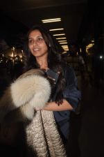 Rani Mukherjee returns from their vacation on 2nd Jan 2012 (27).JPG