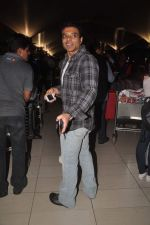 Uday Chopra returns from their vacation on 2nd Jan 2012 (24).JPG