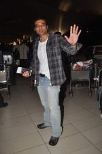 Uday Chopra returns from their vacation on 2nd Jan 2012 (26).JPG