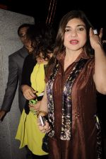Alka Yagnik at Mangiamo restaurant launch in Bandra, Mumbai on 3rd Jan 2012 (14).JPG