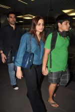 Alvira Khan return from Dubai on 3rd Jan 2012 (13).JPG