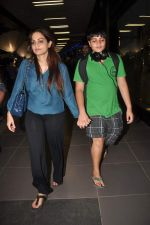 Alvira Khan return from Dubai on 3rd Jan 2012 (15).JPG