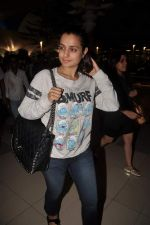 Amisha Patel return from Dubai on 3rd Jan 2012 (37).JPG