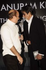 Amitabh Bachchan, Anupam Kher at Anupam Kher_s book launch in Le Sutra on 3rd Jan 2012 (47).JPG
