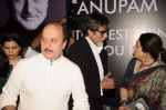Amitabh Bachchan, Anupam Kher, Kiron Kher at Anupam Kher_s book launch in Le Sutra on 3rd Jan 2012 (66).JPG