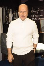Anupam Kher at Anupam Kher_s book launch in Le Sutra on 3rd Jan 2012 (25).JPG