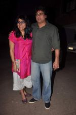 Ayub Khan, Niharika Khan at designer Niharika Khan_s house bash in Yari Road on 3rd Jan 2012 (3).JPG
