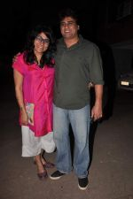 Ayub Khan, Niharika Khan at designer Niharika Khan_s house bash in Yari Road on 3rd Jan 2012 (5).JPG
