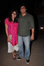 Ayub Khan, Niharika Khan at designer Niharika Khan_s house bash in Yari Road on 3rd Jan 2012 (6).JPG