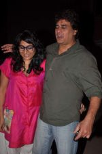Ayub Khan, Niharika Khan at designer Niharika Khan_s house bash in Yari Road on 3rd Jan 2012 (7).JPG