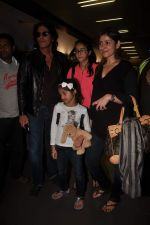 Chunky Pandey return from Dubai on 3rd Jan 2012 (69).JPG