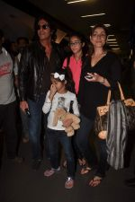 Chunky Pandey return from Dubai on 3rd Jan 2012 (71).JPG
