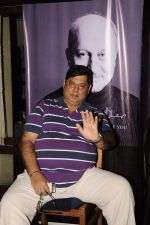 David Dhawan at Anupam Kher_s book launch in Le Sutra on 3rd Jan 2012 (59).JPG