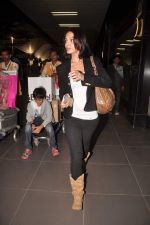Malaika Arora Khan return from Dubai on 3rd Jan 2012 (22).JPG