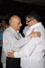 Mukesh Bhatt at Sunil and Dharmesh Darshan_s dad_s prayer meet in Santacruz on 3rd Jan 2012 (150).JPG
