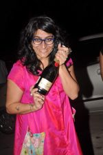 Niharika Khan at designer Niharika Khan_s house bash in Yari Road on 3rd Jan 2012 (58).JPG