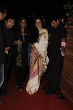 Rekha at Mangiamo restaurant launch in Bandra, Mumbai on 3rd Jan 2012 (35).JPG