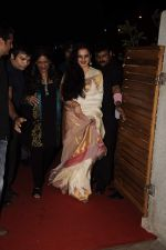 Rekha at Mangiamo restaurant launch in Bandra, Mumbai on 3rd Jan 2012 (36).JPG